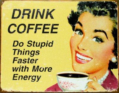 Att introducera sociologi: Kaffe