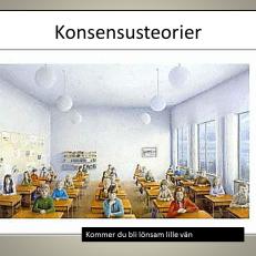 Är det detta klassrummet jag vill ha
