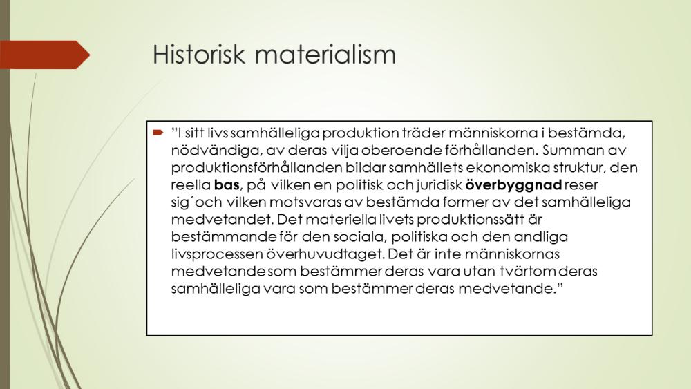 #blogg100 När revolutionen är det enda hoppet! (3/3)